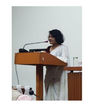 Dr. Nandini Sahu
